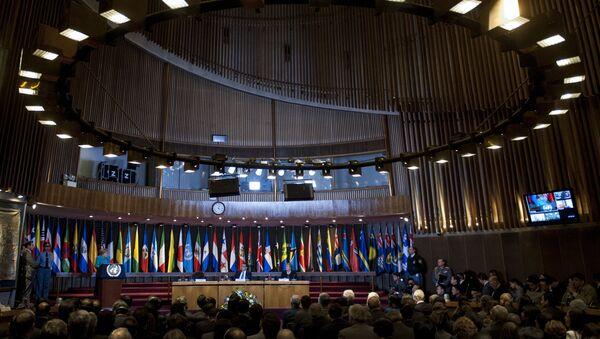 Reunión de CEPAL (archivo) - Sputnik Mundo