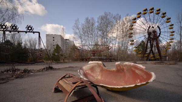 Parque de atracciones en Chernóbil - Sputnik Mundo