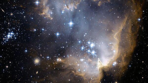 Estrellas en el espacio - Sputnik Mundo