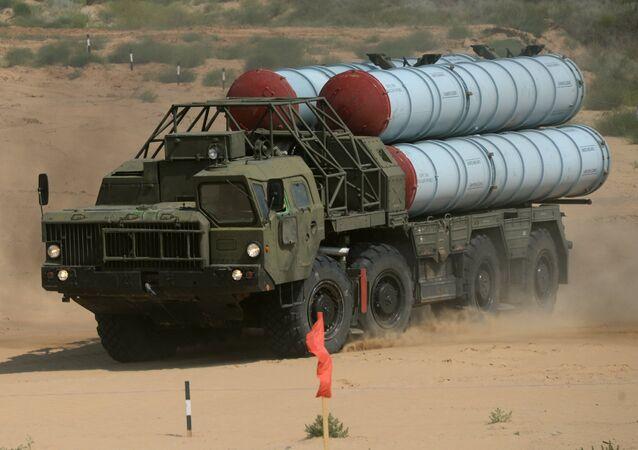 Sistema de misiles antiaéreos S-300PS