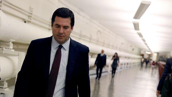Devin Nunes, presidente del Comité de Inteligencia de la Cámara de Representantes - Sputnik Mundo