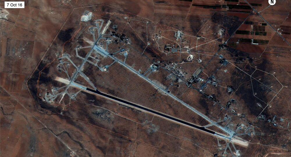 Base siria de Shairat
