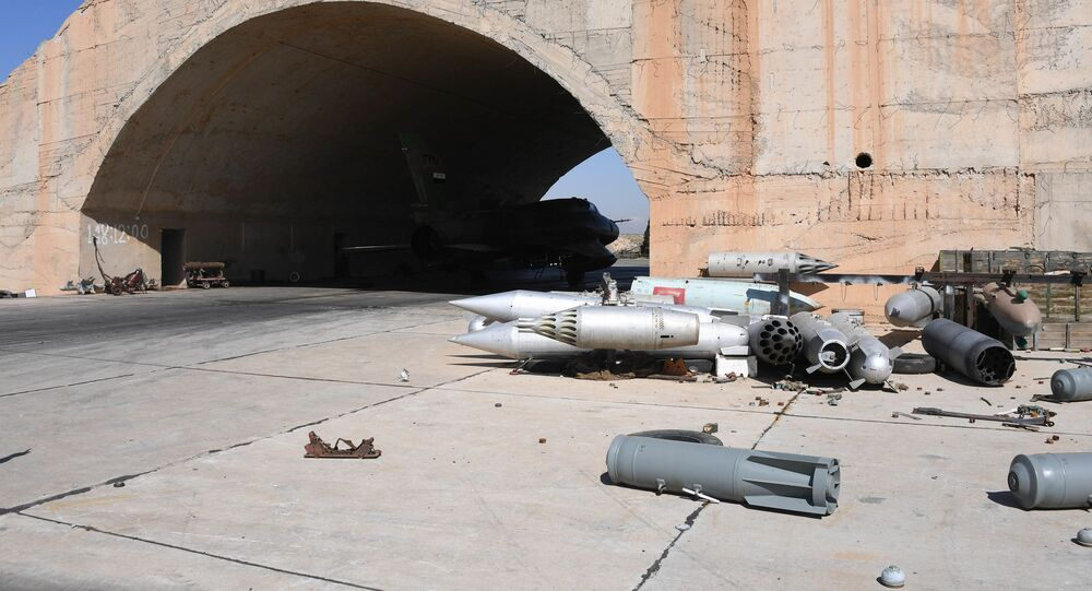 Consecuencias del ataque de EEUU a Siria