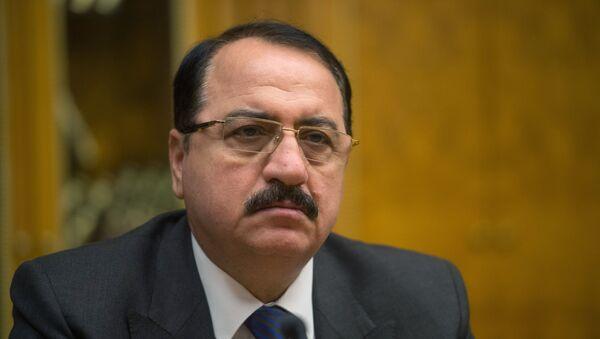 Embajador de la República Árabe Siria en Rusia Riad Haddad - Sputnik Mundo
