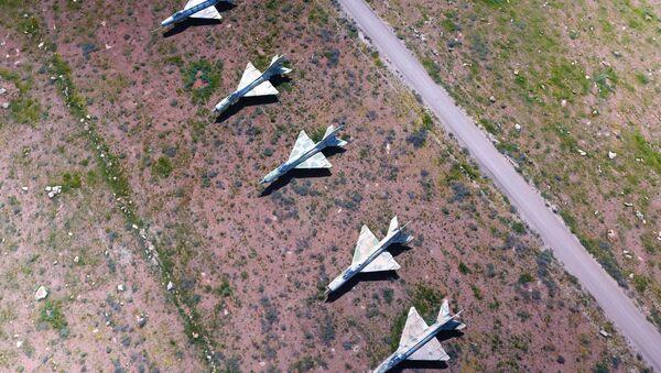 Base aérea Shairat en Siria - Sputnik Mundo