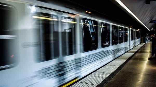 Metro (imagen referencial) - Sputnik Mundo