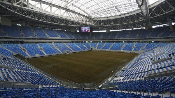 Estadio San Petersburgo (Krestovski) - Sputnik Mundo