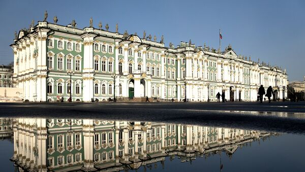 El Hermitage - Sputnik Mundo