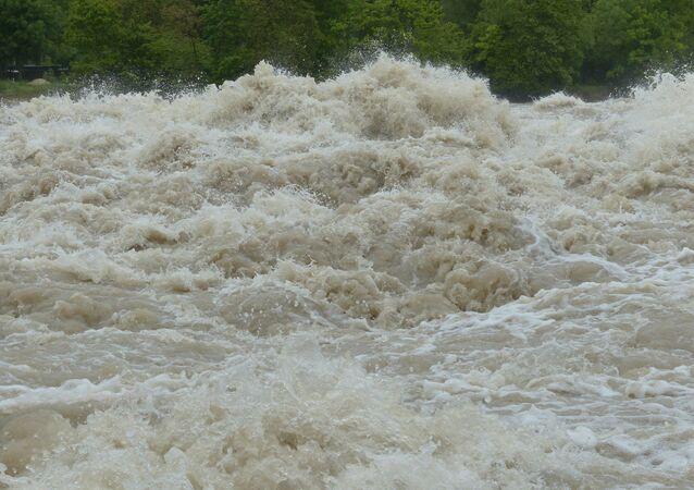 Inundación (imagen referencial)