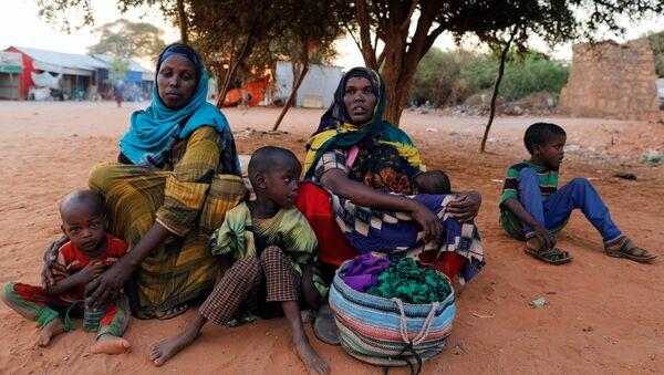 Situación en Somalia - Sputnik Mundo