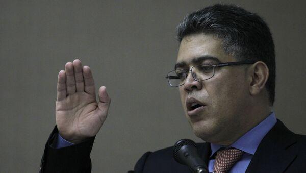 Elías Jaua, ministro de Educación - Sputnik Mundo