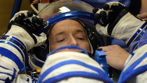 Seguéi Rízhikov, cosmonauta ruso - Sputnik Mundo
