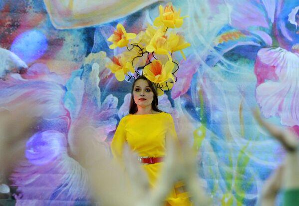 Miss Primavera, concurso de belleza entre rejas - Sputnik Mundo