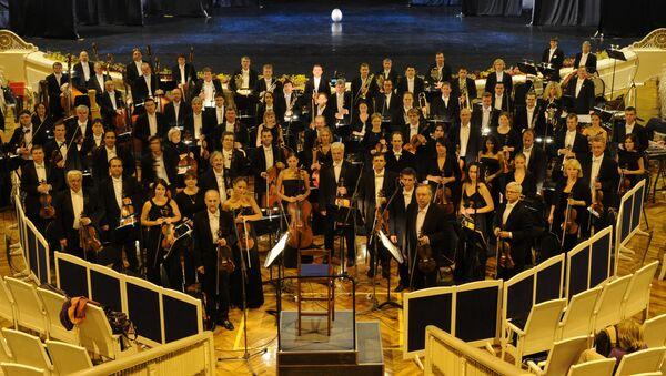 Orquesta Nacional Rusa (Archivo) - Sputnik Mundo