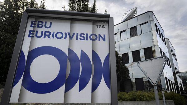 La Unión Europea de Radiodifusión (EBU, por sus siglas en inglés), Eurovisión - Sputnik Mundo