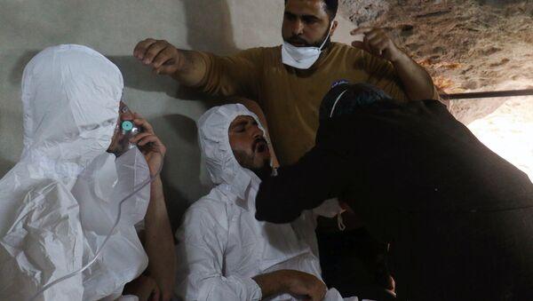 Después del ataque químico en Idlib  - Sputnik Mundo