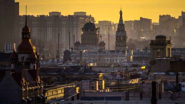 San Petersburgo - Sputnik Mundo