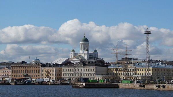Ciudad de Helsinki, Finlandia - Sputnik Mundo