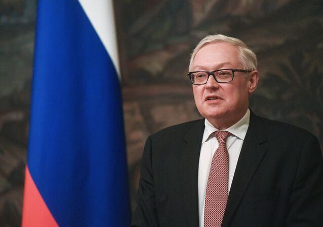 Serguéi Riabkov, vicecanciller ruso