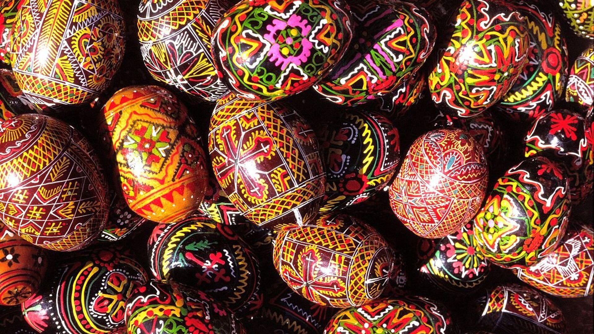 Huevos de Pascua - Sputnik Mundo, 1920, 31.03.2021