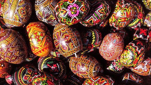 Huevos de Pascua - Sputnik Mundo