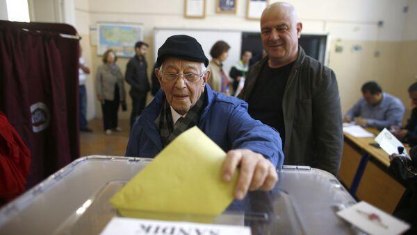 Referéndum constitucional en Turquía - Sputnik Mundo