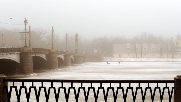 El clima de San Petersburgo - Sputnik Mundo