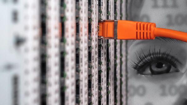 Internet (imagen referencial) - Sputnik Mundo