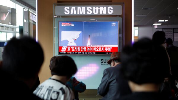El lanzamiento fallido de misil de Corea del Norte - Sputnik Mundo