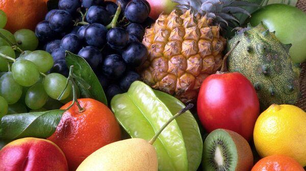 Frutas tropicales - Sputnik Mundo