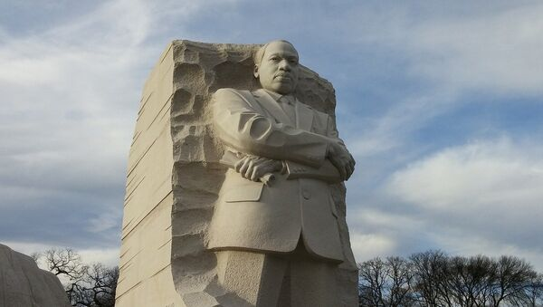 Martin Luther King - Sputnik Mundo