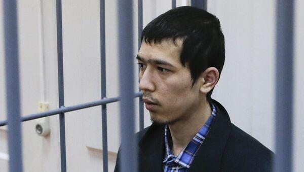 Abror Azimov, el supuesto autor intelectual del atentado en el metro de San Petersburgo - Sputnik Mundo