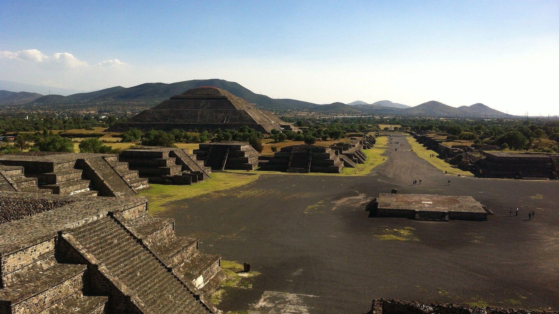 Teotihuacán  - Sputnik Mundo, 1920, 02.06.2021