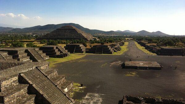 Teotihuacán - Sputnik Mundo