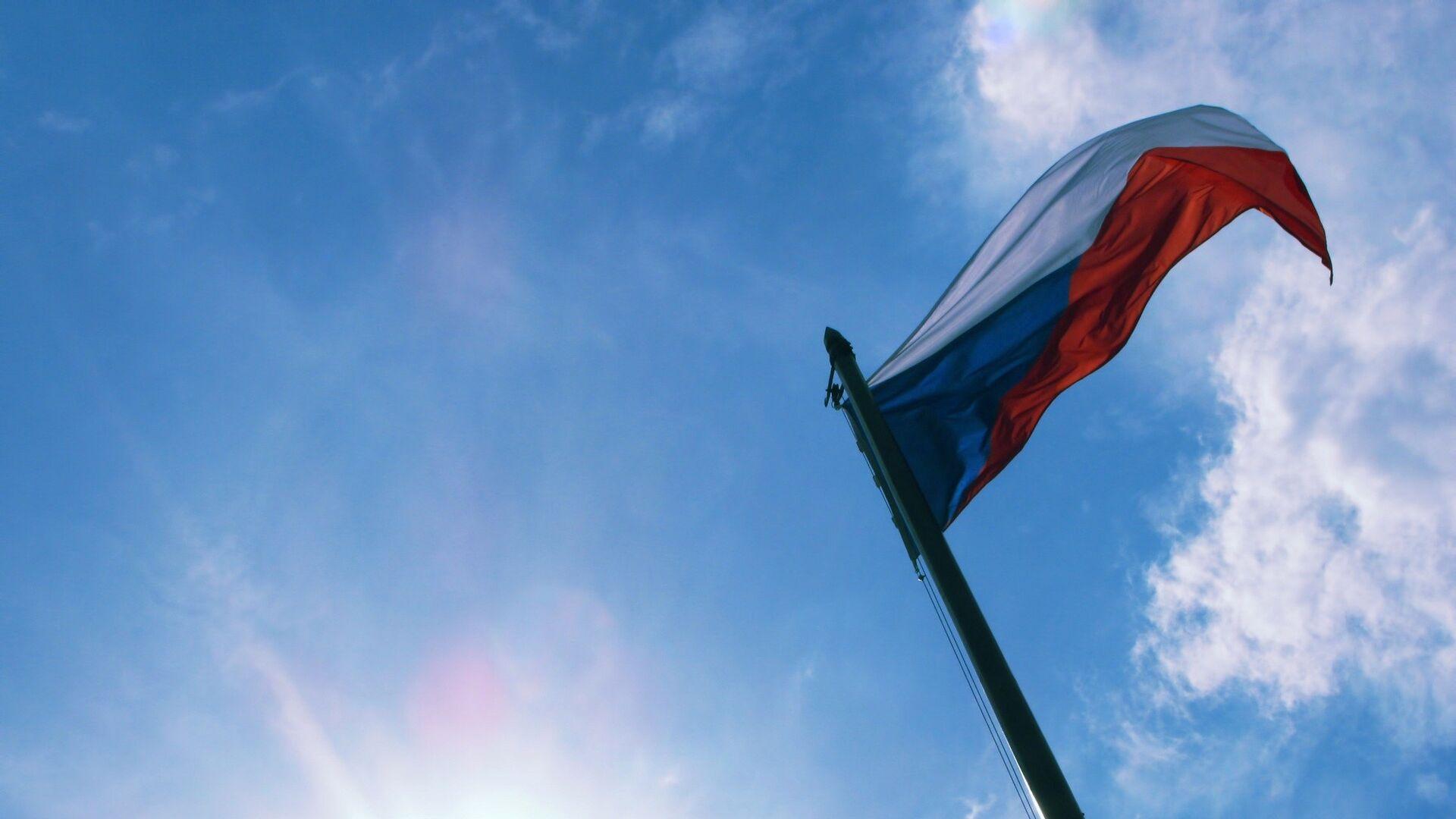 Bandera checa - Sputnik Mundo, 1920, 19.04.2021