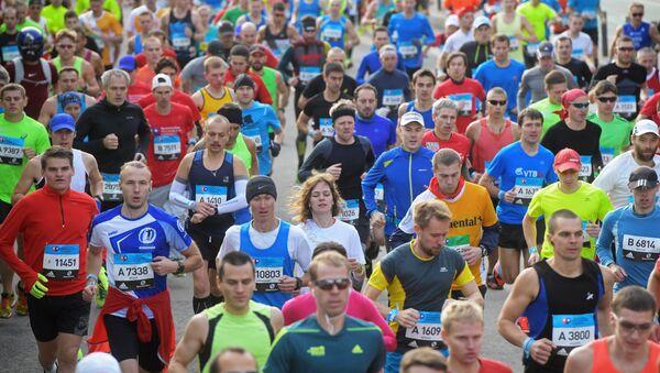 Maratón de Moscú - Sputnik Mundo