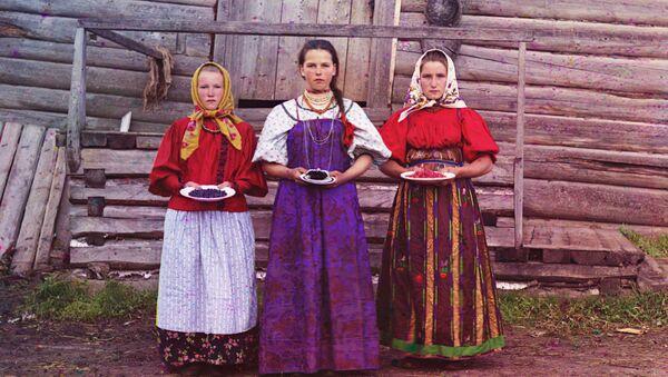 Los misterios del Imperio ruso, al descubierto en fotos en color de principios del siglo XX - Sputnik Mundo