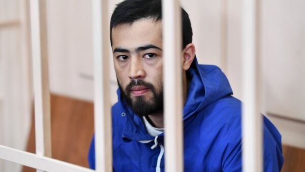Akram Azimov, hermano del autor intelectual del atentado en San Petersburgo - Sputnik Mundo