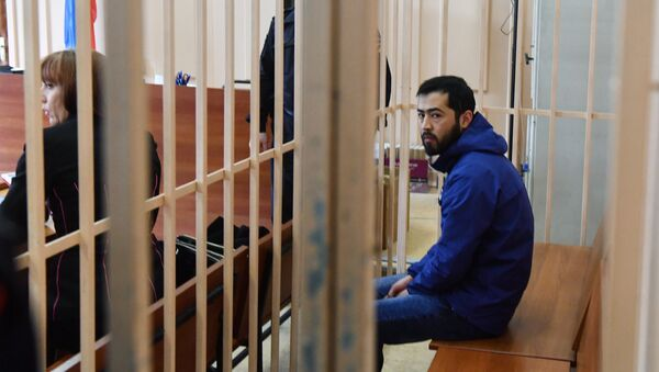 Akram Azimov, hermano del autor intelectual del atentado en San Petersburgo (archivo) - Sputnik Mundo