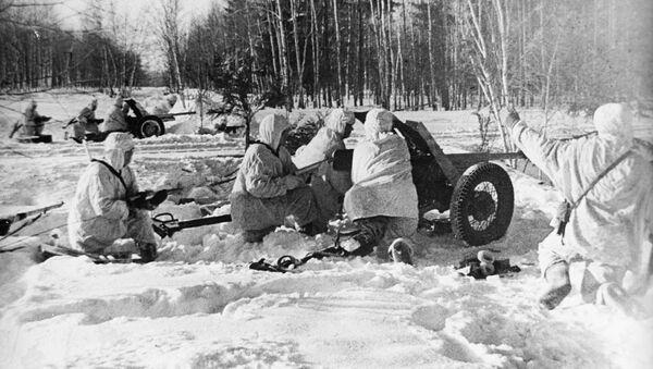 La batalla de Moscú - Sputnik Mundo