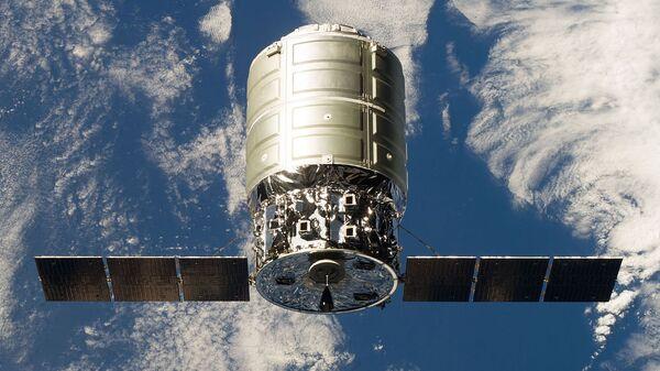 La nave espacial Cygnus, foto de archivo - Sputnik Mundo