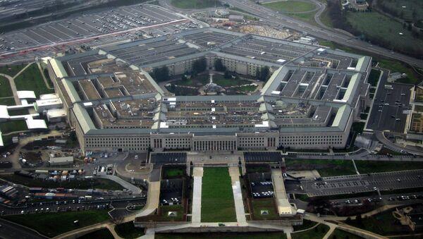 El Pentágono, Washington - Sputnik Mundo