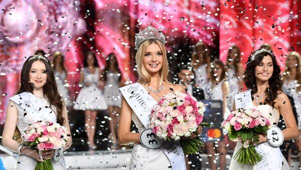 Miss Rusia 2017 y el Domingo de Ramos: las fotos más emocionantes de abril de 2017 - Sputnik Mundo