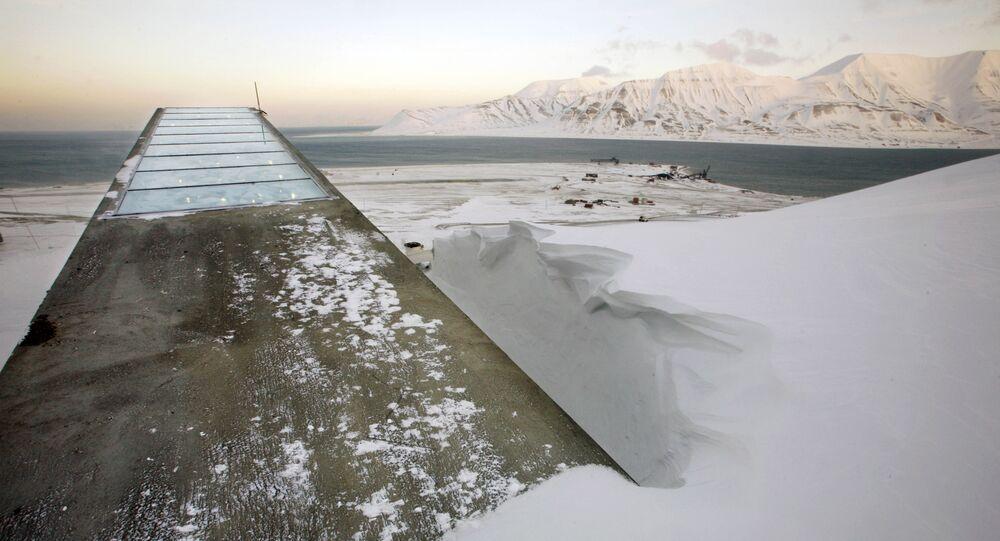 Archipiélago noruego de Svalbard (archivo)