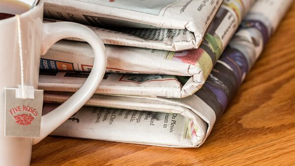 Periódicos (archivo) - Sputnik Mundo