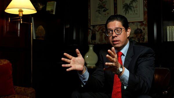 Juan Carlos Baker, subsecretario de Comercio Exterior de la Secretaría de Economía en Buenos Aires - Sputnik Mundo
