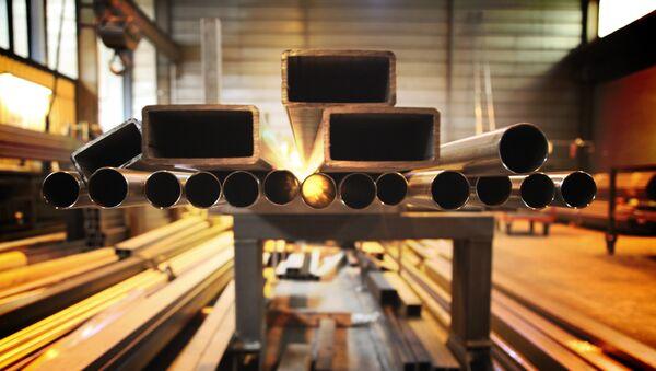 Tubos de acero - Sputnik Mundo