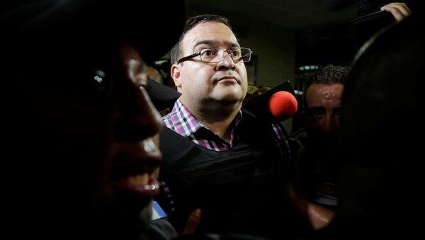 Javier Duarte,  exgobernador de Veracuz - Sputnik Mundo