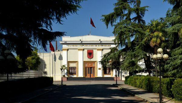 Tirana, la capital de Albania - Sputnik Mundo