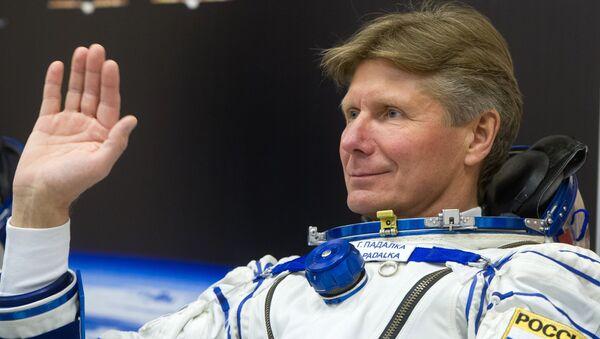 Roskosmos cosmonaut Gennady Padalka - Sputnik Mundo